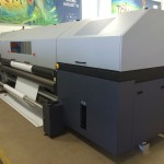 durst rhotex 322 dye sublimation printing press