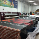 mesh building banners for Streetsense DC by CSI